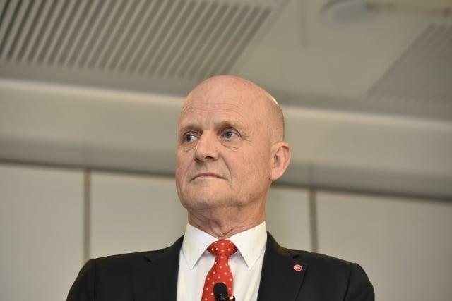 前參議員利昂傑姆(David Leyonhjelm)表示,為避免中國阻撓,澳洲與台灣可以先從設立實質自由貿易機制開始。( Michael Masters/Getty Images)