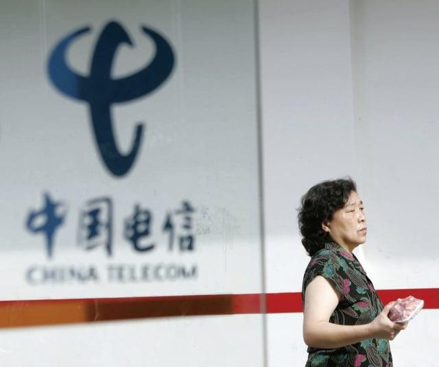 中國知名女作家六六在微博投訴,指中國電信無預警地切斷她的家庭網路。示意圖非當事人。(Getty Images)