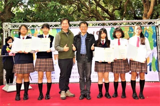 明台高中室內設計科連續獲得十座全國技藝競賽室內設計金手獎。(明台高中提供)