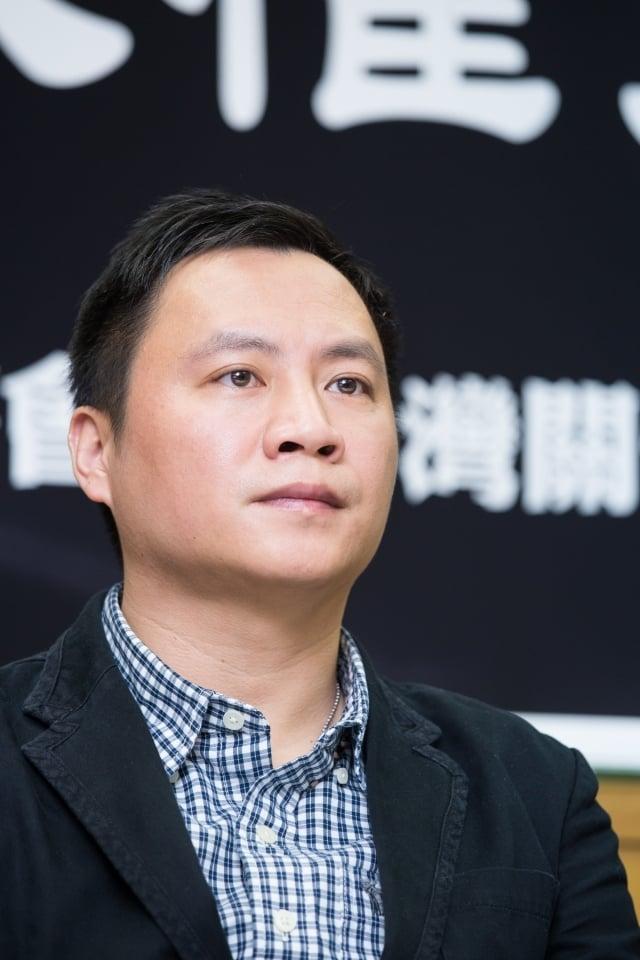 王丹31日在臉書發文指出,港人半年來反送中運動樹立了反抗運動史上典範,「接下來,就看台灣人了」。圖為王丹資料照。(記者陳柏州/攝影)