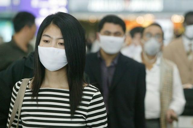 武漢爆發不明原因病毒性肺炎,疑已擴散到香港、新加坡等地。(Christian Keenan/Getty Images)