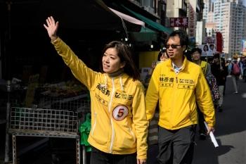 2022新竹市長選戰 林彥甫:時力絕不缺席
