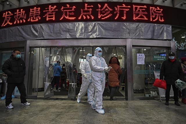 武漢疫情危機曝中共體制一個根本缺陷