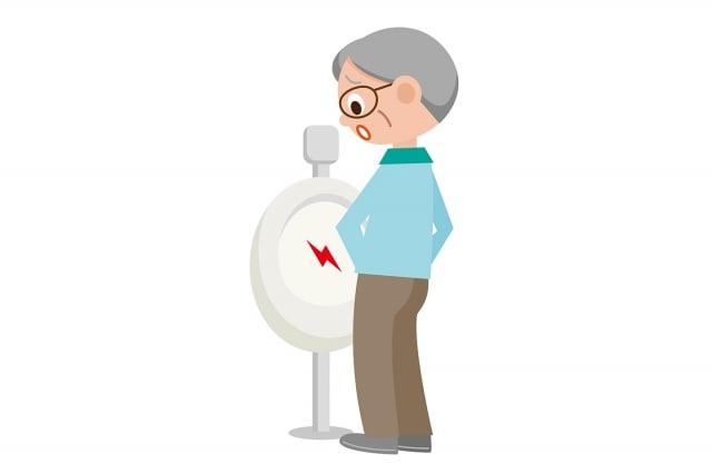 除了攝護腺肥大之外,膀胱炎、尿道炎、泌尿系統癌症等病症,都有可能引起血尿。(shutterstock)