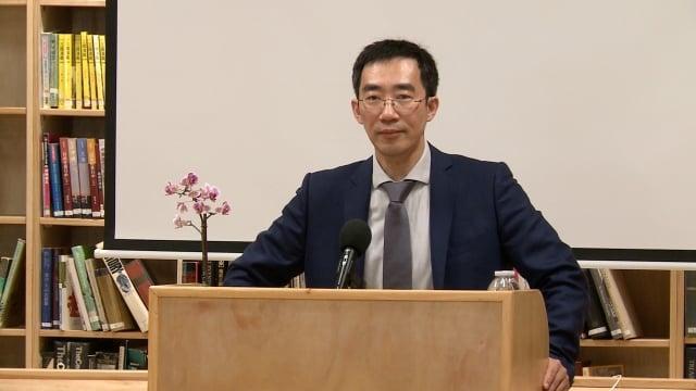 歷史文化學者、中美時政評論家章天亮表示,中國有嚴重的債務問題。(大紀元)