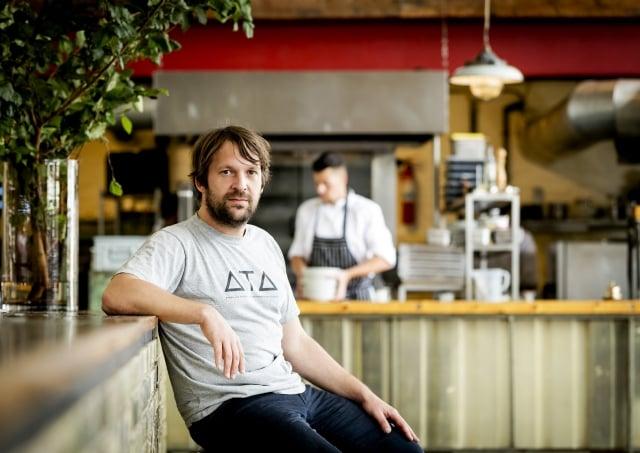 丹麥名廚雷勒.雷哲度(René Redzepi),也稱讚馬雅蜂蜜的風味。(Getty Images)