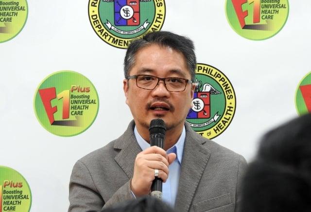 菲律賓衛生部次長杜明戈杜昨(12)日發言轉趨低調,他在疫情例會上表示,相關問題由跨部門抗疫小組發言。(中央社)