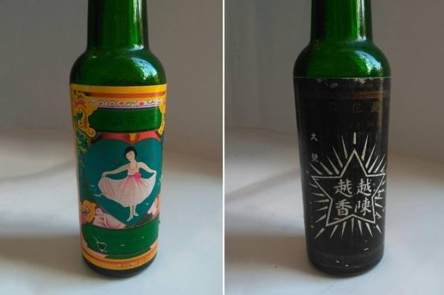 這瓶花露水是很多台灣阿嬤的共同回憶。(嫣華)