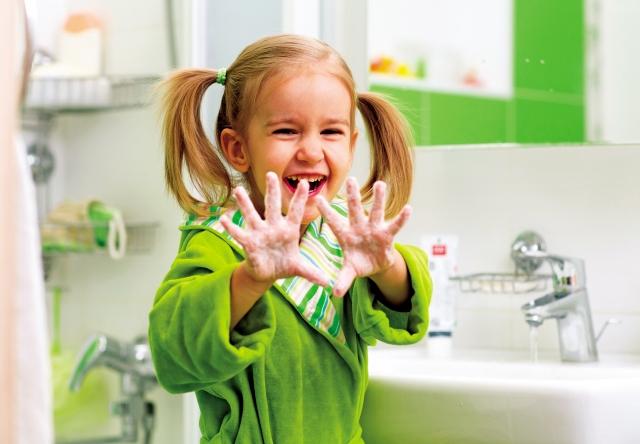 掌握洗手、消毒六大疑問,幫你預防感染。(Shutterstock)