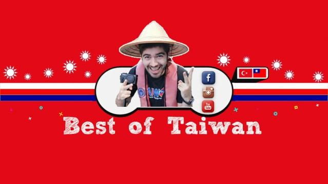 圖佳曾在影片中說,原先他是來台灣學中文的,但是來了之後發現他太喜歡台灣了,想要待在這片土地。(「Best Of Taiwan - 圖佳」授權使用)