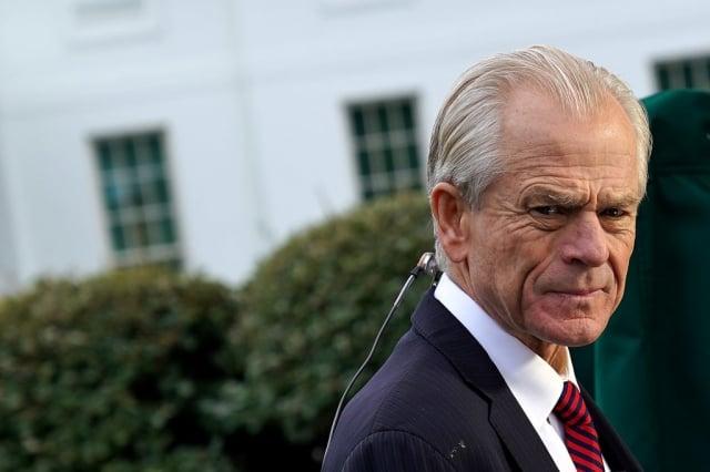 白宮貿易顧問納瓦洛說,美國企業委外生產的東西太多了,他的工作是把供應鏈拉回美國。資料照。(Getty Images)