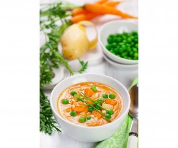 降低癌症機率 從喝蔬菜湯開始