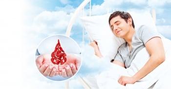 睡不好是血液不足?名醫呼吸法助好眠
