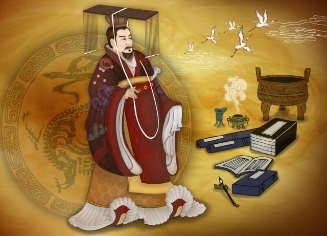 秦皇漢武,有力地穩固了中華王朝體制及神傳文化的承傳。(Getty Images)