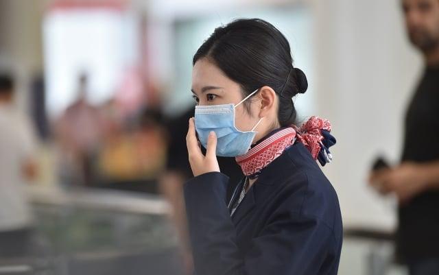 疫情期間退機票的數量巨大,甚至一家旅遊平台就收到數百萬退票申請。示意圖。(Getty Images)