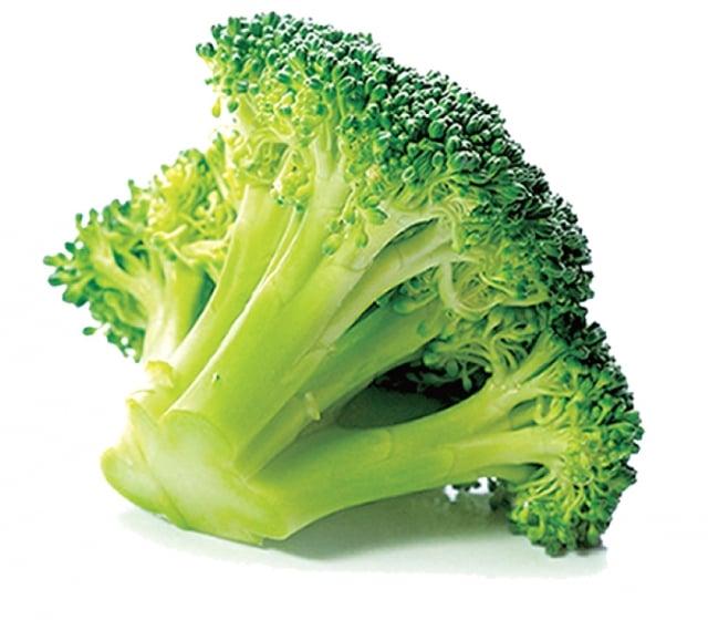 十字花科的蔬菜,如花椰菜、高麗菜、芥藍菜等,研究指出都有良好的抑制生長的效果。(123RF)
