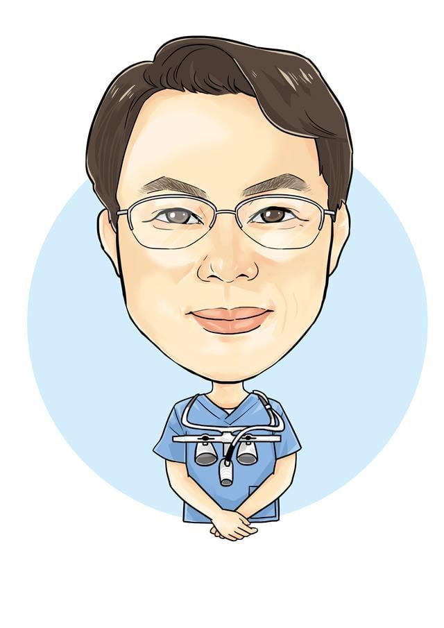富裕銷售專欄作者:牙醫師鍾泰豐。(鍾泰豐提供)