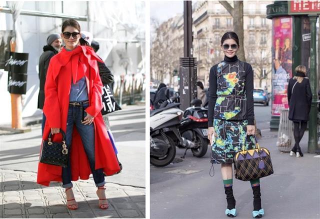 從巴黎時裝週街頭,走上農業縣20個鄉鎮市產業道路。(陳璧君提供)