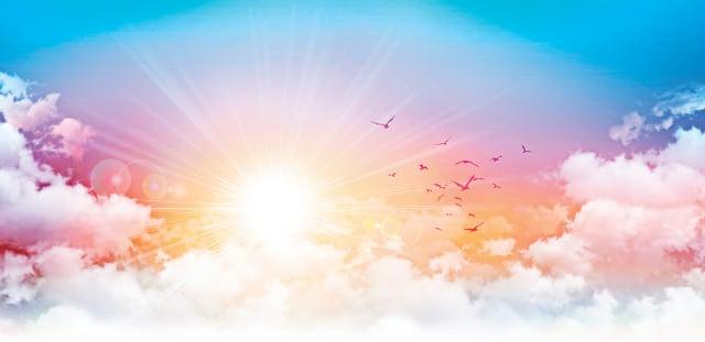 神是慈悲的,當人們重新樹立對神敬仰之心,兌現對神的承諾。慈悲的上天會助人渡過劫難。(Shutterstock)