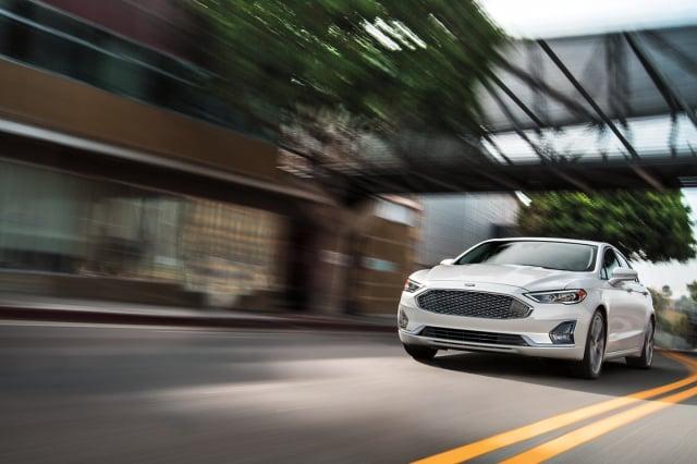 低油量警告燈亮起來後,大多數車還可以行駛60公里。(Ford.com)