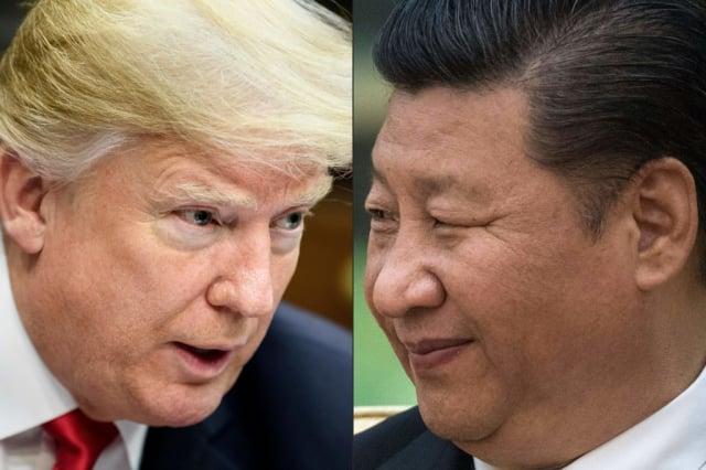 在中共病毒疫情的背景下,白宮發布報告,抨擊中共在經濟、軍事、資訊及人權上等的惡行。(AFP via Getty Images)