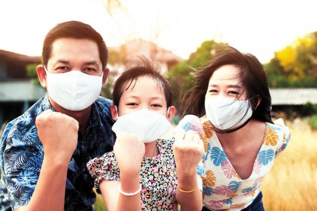中醫的免疫系統便是人體的「正氣」,黃帝內經:「正氣存內,邪不可干」,一旦正氣充足,外來的邪氣就不容易侵犯干擾人體,五臟六腑便能夠有正常的生理活動,並具有抵抗外邪以及促進自我修復的能力。(123RF)