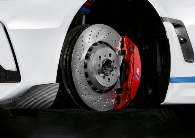 駕駛員有必要勤加檢查煞車系統各個部分零件,保持其正常運作。(BMW圖片)