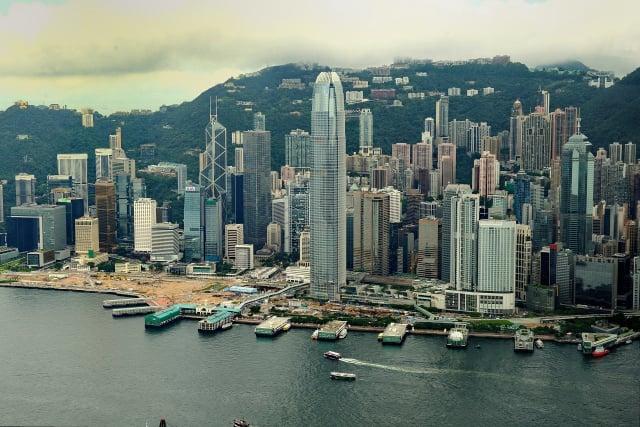 香港是亞洲最大的對沖基金投資目的地,有超過420個對沖基金在香港運作。(記者宋祥龍/攝影)