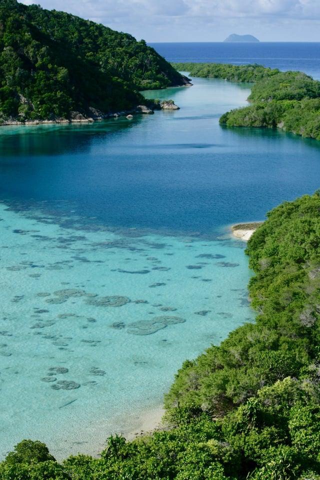 印尼・阿南巴斯群島。(業者提供)