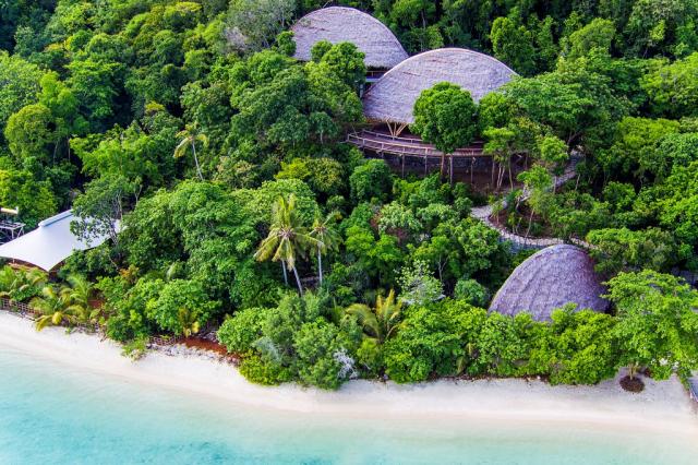 加勒比海・富豪之島。(業者提供)