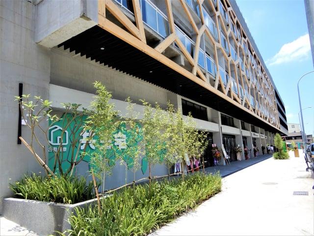 由合勤事業體創新打造的「共生宅」,被視為台灣新一代社區養老的建築與運營典範。(記者黃玉燕/攝影)