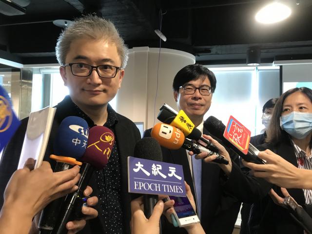 臺灣人工智慧實驗室(Taiwan AI Labs)負責人杜奕瑾15日透露,當初WHO祕書長譚德塞指控臺灣網軍攻擊他的事件,是AI Labs做假訊息分析後,證明臺灣的清白。(記者李怡欣/攝影)