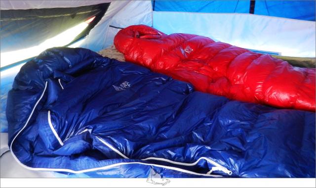 睡袋。(睡外面露營社提供)