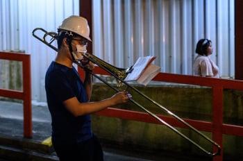 抗議行動運用數位技術 港抗爭者獲奧媒大獎