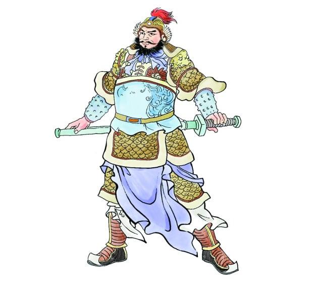 秦朝名將蒙恬,出身於將軍世家,為秦國統一天下立下汗馬功勞。(新唐人電視台)