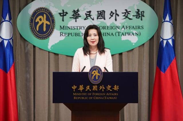 有關共諜刺探部會情資,外交部發言人歐江安18日指出,經查本部人員未涉案。(外交部資料照提供)