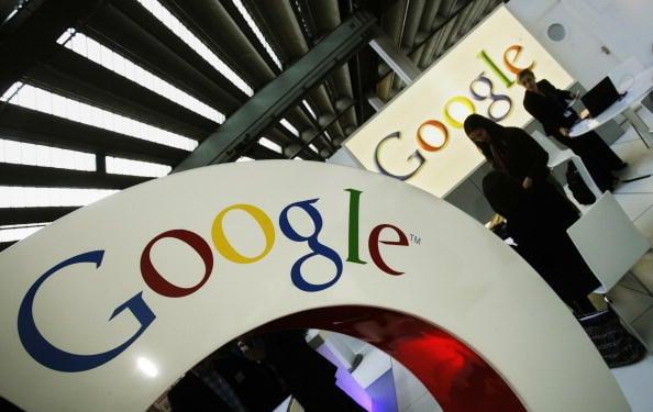 Google Chrome瀏覽器的用戶數據被大規模竊取。(MARTIN OESER/AFP/Getty Images)