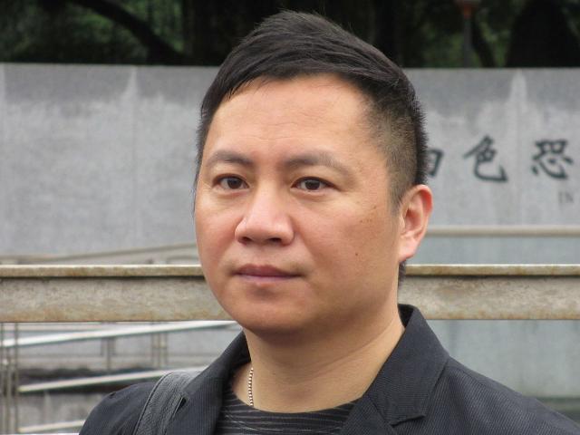 王丹在臉書發文表示,兩週前有外媒駐北京記者告訴他,6月底人大會通過港版國安法,7月1日會抓捕黎智英、黃之鋒兩人。圖為王丹資料照。(維基百科)