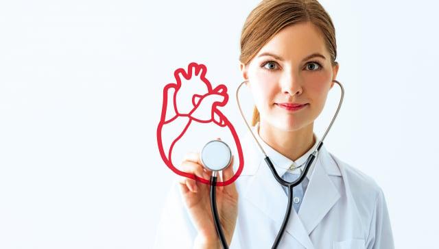 當心臟中各個結構發生問題時,心臟無法發揮正常功能,人體就會出現相關症狀,就是我們所謂的「心臟病」。(Shutterstock)