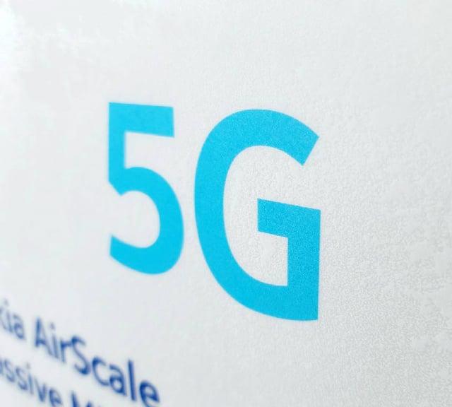 中華電信在29日正式宣布,將在30日一早舉行「中華電信5G啟用典禮」。(中央社)