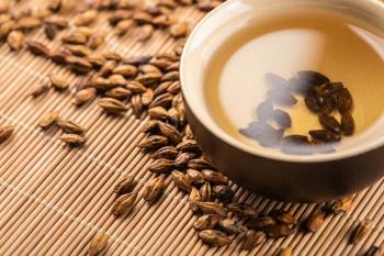 每天1杯大麥茶  消水腫、降膽固醇