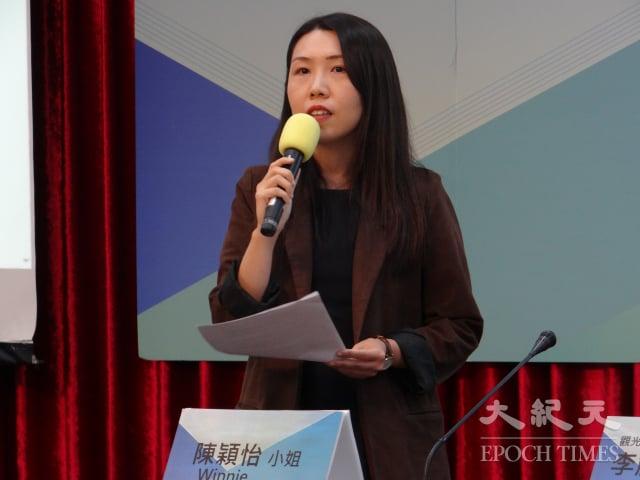 香港籍新住民Winnie表示,她剛來臺灣時,能融入臺灣社會的生活、找到工作是最重要的事。
