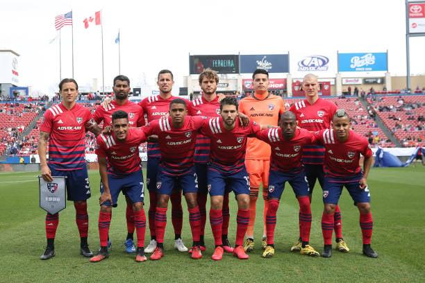 達拉斯足球俱樂部,圖為資料照。(Getty Images)