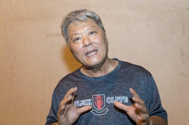 台灣知名本土作詞作曲家王明哲,觀賞蔦松十週年感恩音樂會,讚許「蔦松年輕人散發真愛,讓我看見未來希望。」