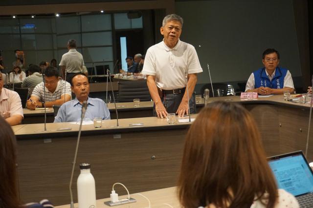 台灣農業機械暨資材協會秘書長林垂瑩,希望政府在重視台灣農業的同時,也能多關注台灣在地農業機械廠商的發展性。