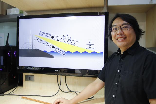 中央大學水文與海洋科學研究所長錢樺指出,海象高頻雷達系統將使海象的監測,從「點」擴展到「面」。