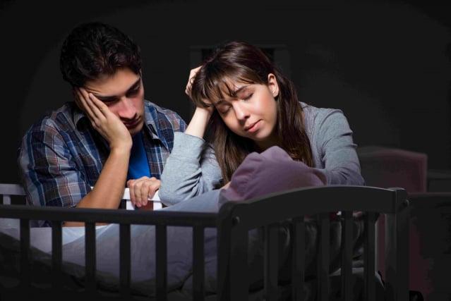 孩子每夜惡夢連連,驚叫聲不斷,甚至夢遊的狀況,一籌莫展。小孩是純陽之體,針灸傳感快,療效就比較快。(123RF)
