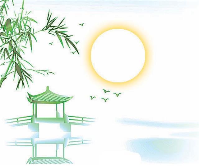 韓愈開始擔任國子博士開始,他的仕途算是走上了正軌。這首詩正是在這個背景下創作的,是韓愈的文學作品中不可多得的意境優美小詩。(123RF)