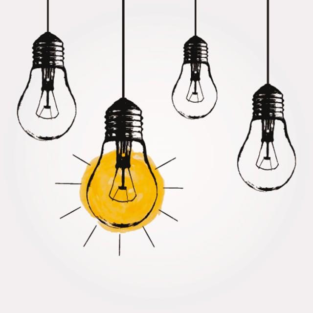 科學家發明了一種燈泡竊聽技術,通過聲波影響燈泡所產生細微的振動,從距離房間幾百英尺的地方實時監聽對話的內容。(123RF)