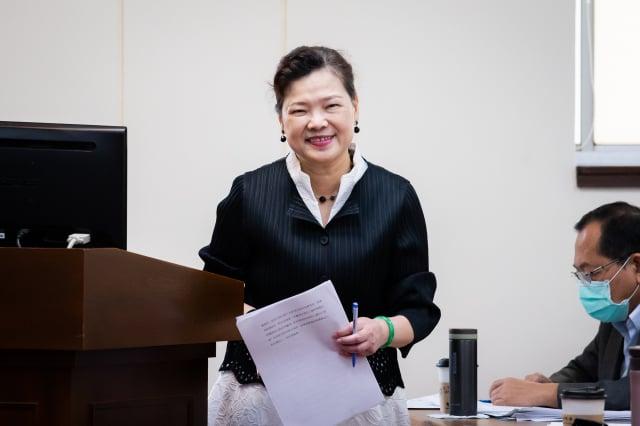 經濟部長王美花17日表示,行政院下週就會拍板「紓困3.0」,會把條例送進立法院。資料照。(記者陳柏州/攝影)